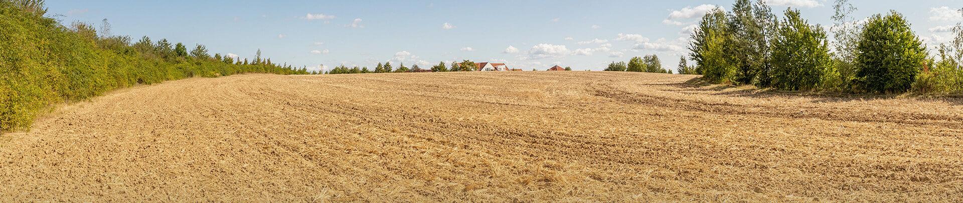 Grundstücksverkauf Acker