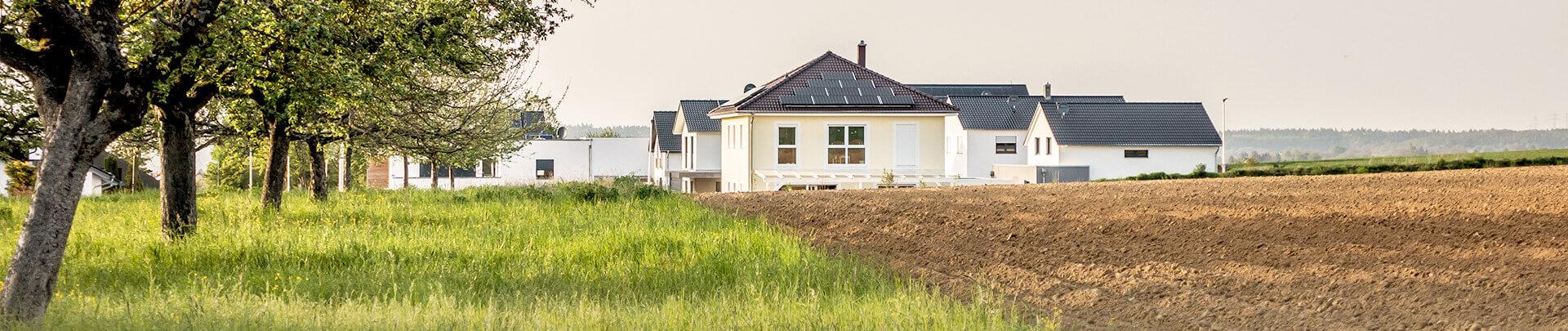 Grundstücksverkauf ländlich